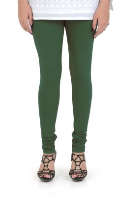 Vami Women's Green Leggings