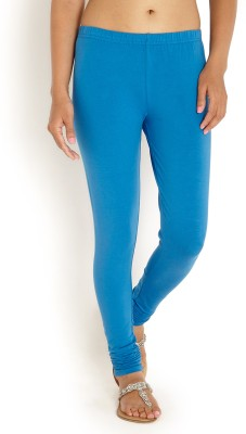 Soch Women's Blue Leggings