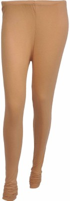 No Exxcess Women's Beige Leggings
