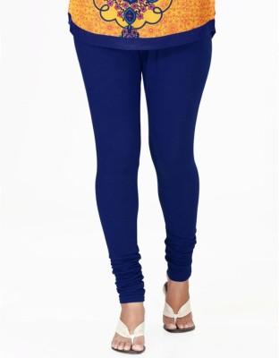 Addline Women's Dark Blue Leggings