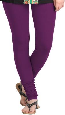 Aditya Women,s Purple Leggings