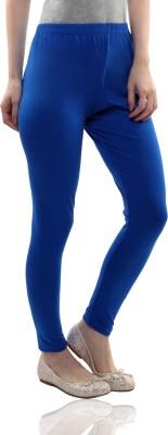 Miss Chase Women's Dark Blue Leggings