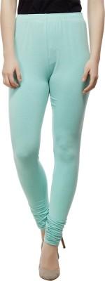 adorz wears Women's Light Blue Leggings