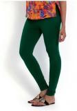 Umesh Fashion Women's Dark Green Legging...