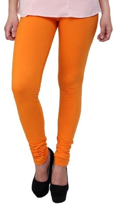 Lakos Women's Orange Leggings