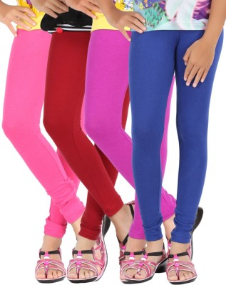 Be-Style Girl's Multicolor Leggings