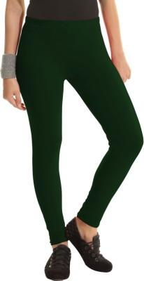 Groversons Women's Green Leggings
