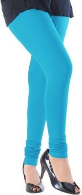 StyleJunction Women,s Light Blue Leggings