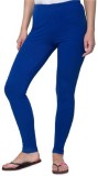 RajeshFashion Women's Blue Leggings
