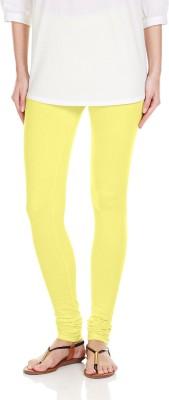 Lavos Women's Yellow Leggings