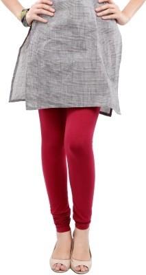 Jepp Women's Red Leggings