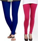 Zacharias Women's Blue, Pink Leggings (P...