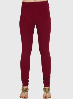 Nishu Design Women's Red Leggings