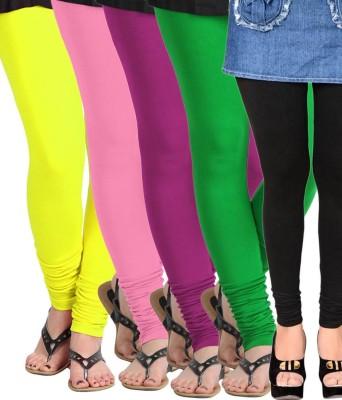 VAPE Women's Multicolor Leggings