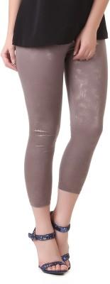 Flur Women's Beige Leggings