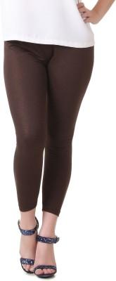 Flur Women's Brown Leggings
