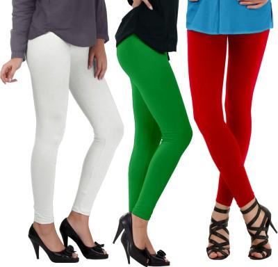 La Pezza Women's Multicolor Leggings