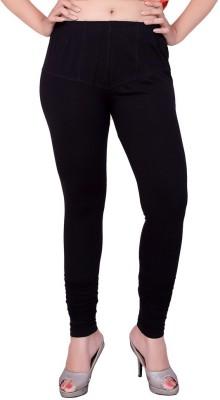 FCK-3 Women's Black Leggings