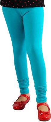 SONI CREATION Women,s Light Blue Leggings