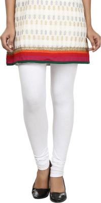 Vastra Buzz Women's White Leggings