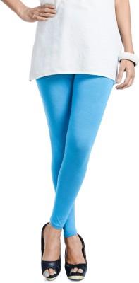 Ethnic Bliss Lifestyles Women's Blue Leggings