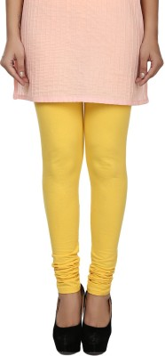 Fizzaro Women's Yellow Leggings