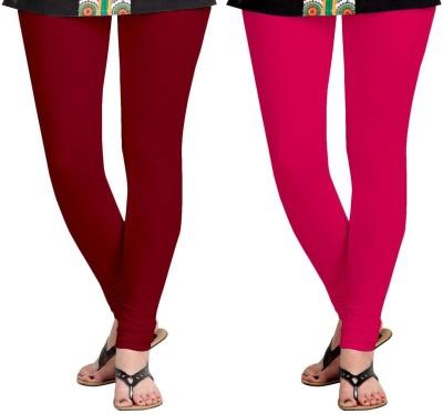 AF Sayonara Women's Maroon, Pink Leggings
