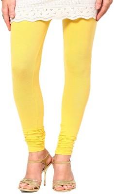 Natural Women's Yellow Leggings