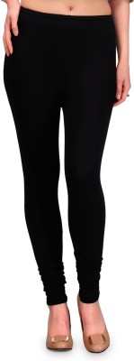 Fashion Cult Women's Black Leggings