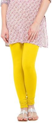 Rishan Women,s Yellow Leggings