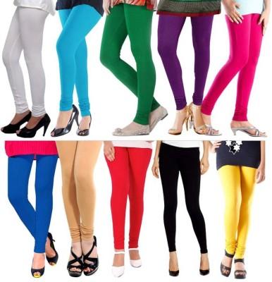 Scorpio Fashions Women's Multicolor Leggings