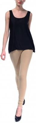 Boosah Women's Beige Leggings