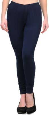 WellFitLook Women's Dark Blue Leggings