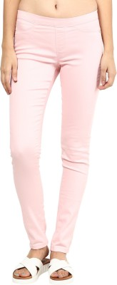 La Rochelle Women's Pink Jeggings
