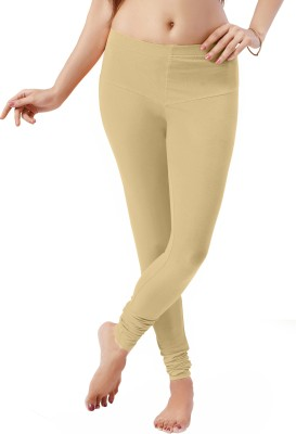 Ziwa Women's Beige Leggings