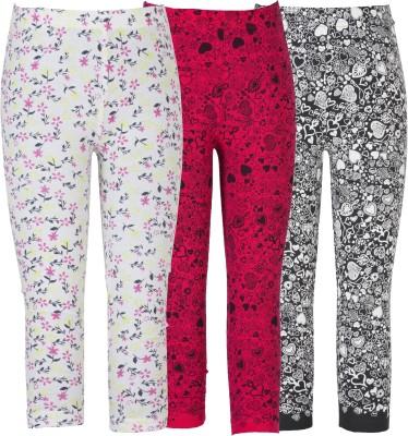 Sera Girl's Multicolor Leggings
