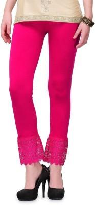 RobinRomeo Women's Pink Leggings