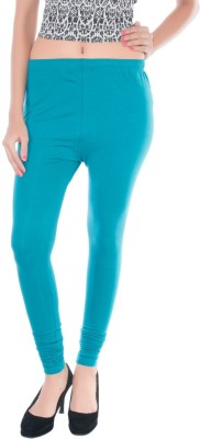 Esspee Women's Blue Leggings