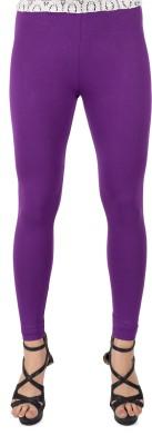 Legrisa Fashion Women's Purple Leggings