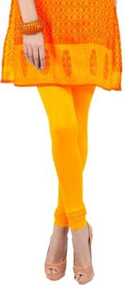 A5 Fashion Women's Yellow Leggings