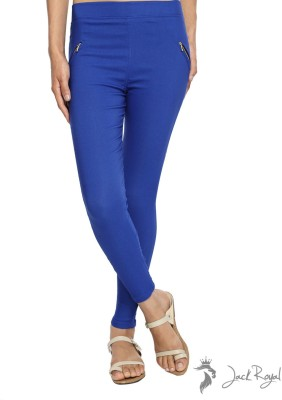 Jack Royal Women's Blue Jeggings
