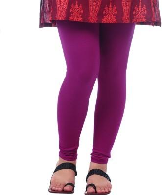 Anya Women's Purple Leggings