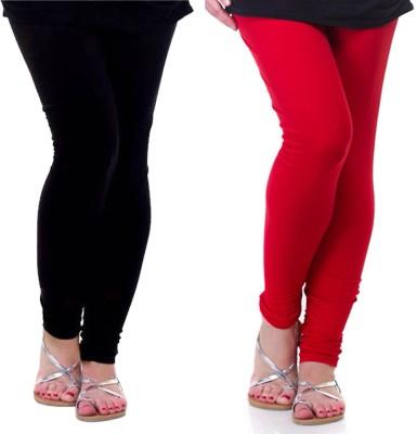 Archway Women's Black, Red Leggings