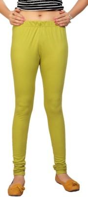 Comix Women's Light Green Leggings
