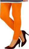 Tyra Women's Orange Leggings