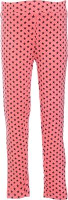 UFO Girl's Pink Leggings