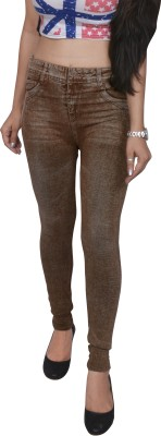 carrol Women's Brown Leggings