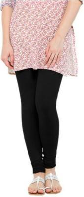 Zuri Women's Black Leggings