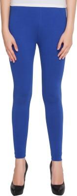 Valentine Women's Blue Leggings