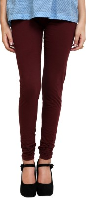 Charu Boutique Women's Brown Leggings